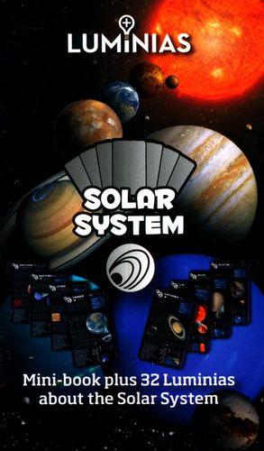SOLAR SYSTEM. MINILIBRO CON 32 TARJETAS