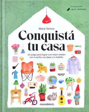 CONQUISTA TU CASA / PD.