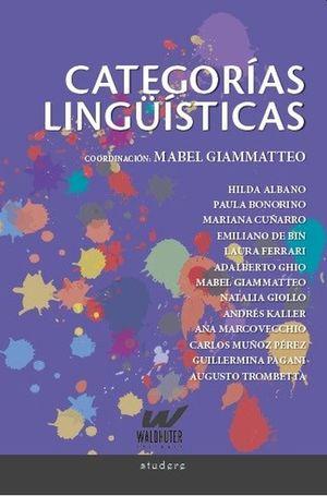 Categoría lingüísticas