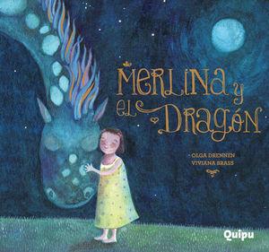 Merlina y el dragón / Pd.
