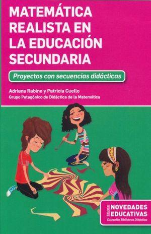 MATEMATICA REALISTA EN LA EDUCACION SECUNDARIA