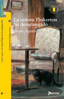 SEÑORA PINKERTON HA DESAPARECIDO, LA