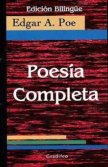 POESIA COMPLETA. EDICION BILINGUE