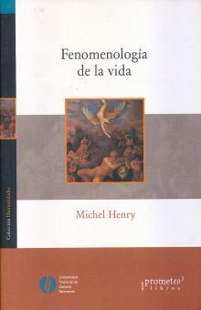 FENOMENOLOGIA DE LA VIDA