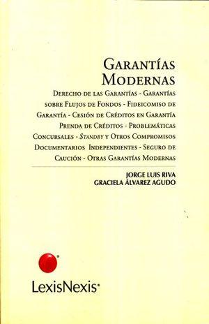 GARANTIAS MODERNAS