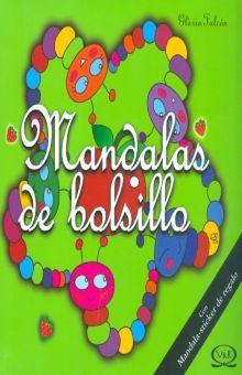 MANDALAS DE BOLSILLO 7 (VERDE)