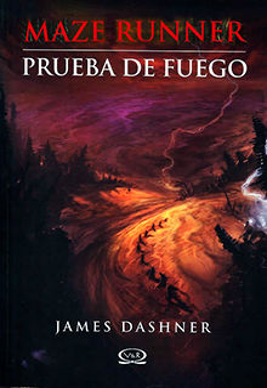 PRUEBA DE FUEGO / MAZE RUNNER 2