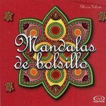 MANDALAS DE BOLSILLO 10 (ROJO)
