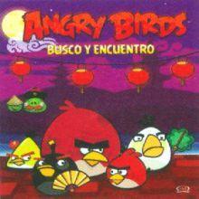 ANGRY BIRDS. BUSCO Y ENCUENTRO
