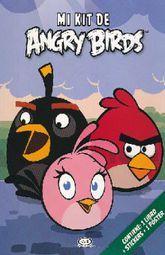 MI KIT DE ANGRY BIRDS