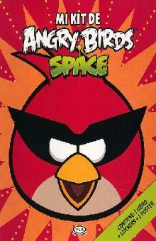 MI KIT DE ANGRY BIRDS SPACE