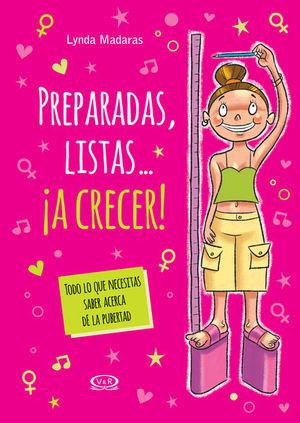 PREPARADAS LISTAS A CRECER