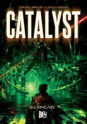 CATALYST / SAGA INSIGNIA 3