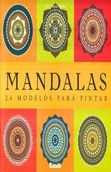 MANDALAS 24 MODELOS PARA PINTAR