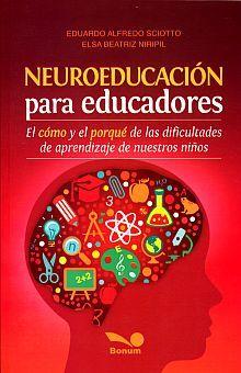 NEUROEDUCACION PARA EDUCADORES