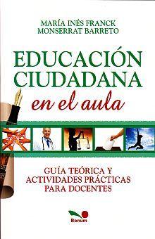 EDUCACION CIUDADANA EN EL AULA