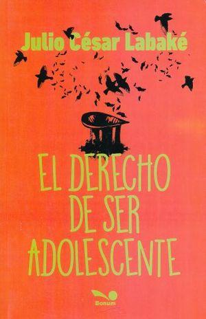 DERECHO DE SER ADOLESCENTE, EL