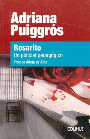 ROSARITO. UN POLICIAL PEDAGOGICO