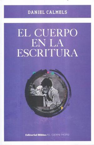 CUERPO EN LA ESCRITURA, EL