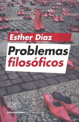 PROBLEMAS FILOSOFICOS