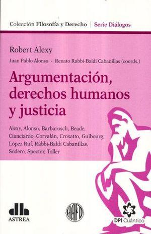 ARGUMENTACION DERECHOS HUMANOS Y JUSTICIA