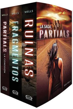 PAQ. PARTIALS / LA CONEXION / FRAGMENTOS / RUINAS