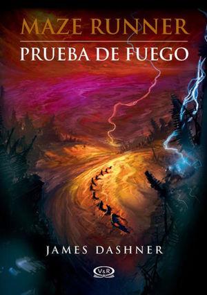 PRUEBA DE FUEGO / MAZE RUNNER / PD. (EDICION ESPECIAL)