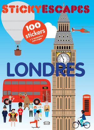 LONDRES. STICKY ESCAPES