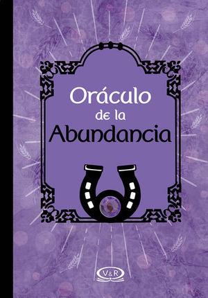 ORACULO DE LA ABUNDANCIA / PD.