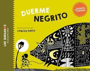 Duerme negrito (cuento + canción) / Pd.