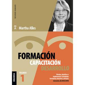 Formación, capacitación, desarrollo / vol. 1