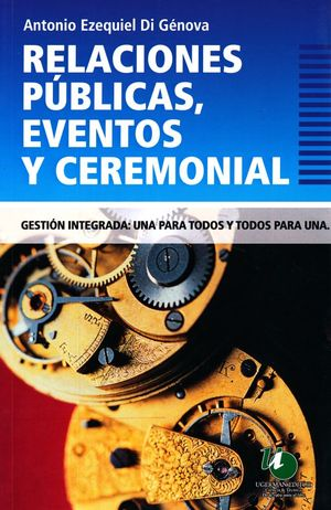 RELACIONES PUBLICAS EVENTOS Y CEREMONIAL