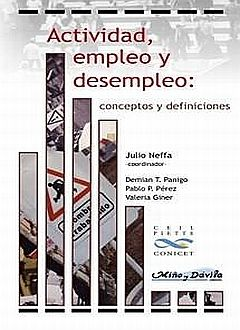 ACTIVIDAD EMPLEO Y DESEMPLEO. CONCEPTOS Y DEFINICIONES