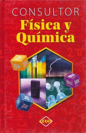 CONSULTOR. FISICA Y QUIMICA / PD.