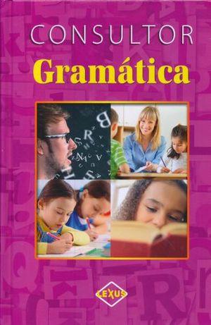 CONSULTOR. GRAMATICA / PD.