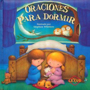 ORACIONES PARA DORMIR / PD.