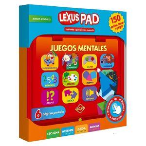 LEXUS PAD. JUEGOS MENTALES