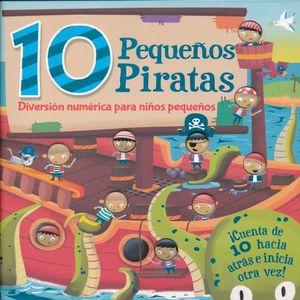 10 PEQUEÑOS PIRATAS / PD.