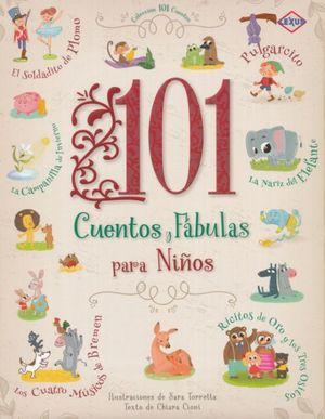 101 cuentos y fábulas para niños / pd.