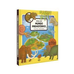 Atlas del mundo prehistórico / pd.
