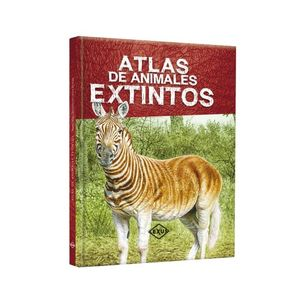 Atlas de los animales extintos / pd.