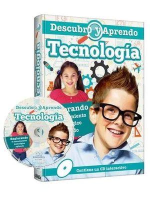 Descubro y aprendo tecnología, explorando el conocimiento tecnológico / pd.