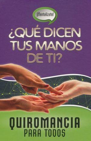 QUIROMANCIA PARA TODOS / PD.