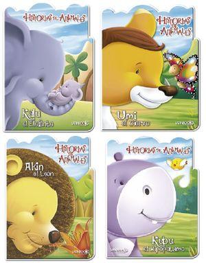 Col. Historias de animales / pd. (4 títulos) (venta individual)