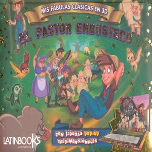 PASTOR EMBUSTERO, EL / PD. (LIBRO POP UP)