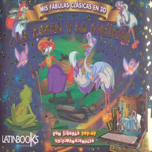 ZORRA Y LA CIGUEÑA, LA / PD. (LIBRO POP UP)