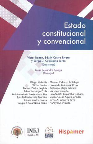ESTADO CONSTITUCIONAL Y CONVENCIONAL