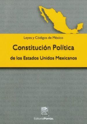 CONSTITUCION POLITICA DE LOS ESTADOS UNIDOS MEXICANOS / 184 ED.