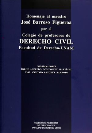 HOMENAJE AL MAESTRO JOSE BARROSO FIGUEROA