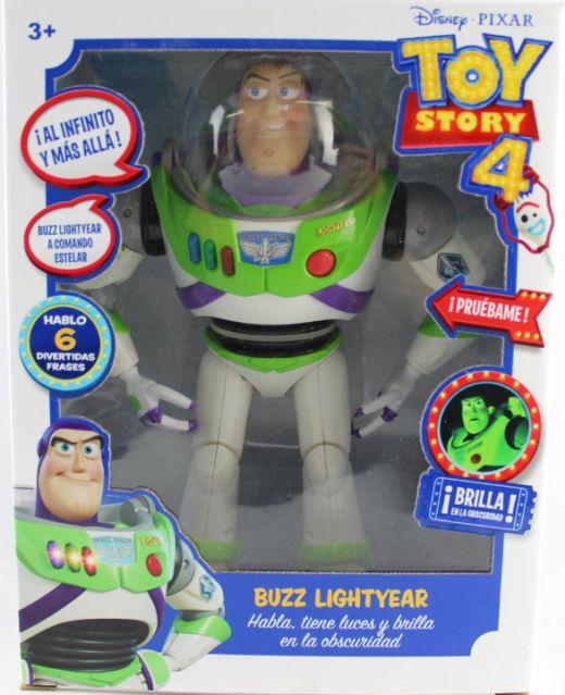Toy Story 4 Buzz Lightyear 6 Frases Disney Pixar